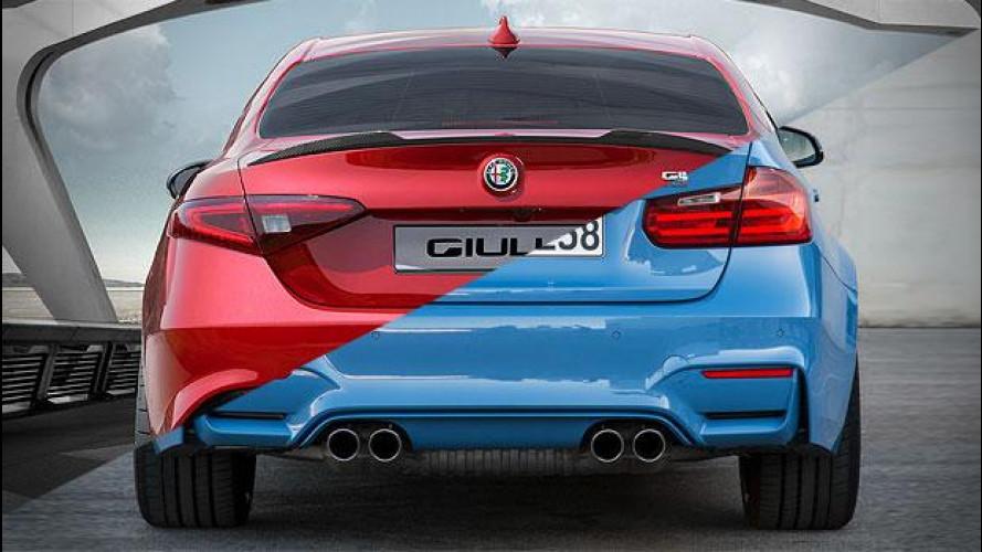 """Alfa Romeo Giulia: """"Ispirata alla 156, non alla BMW Serie 3"""""""