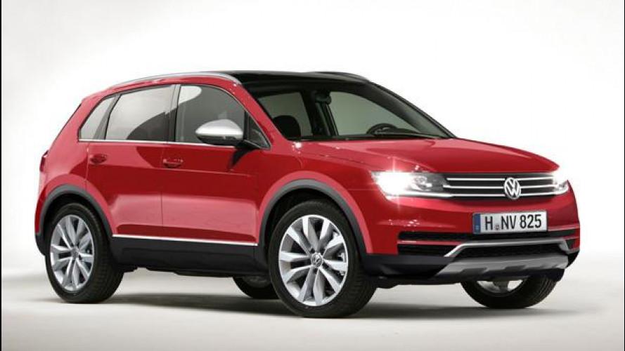 Volkswagen Tiguan, immaginiamo la prossima generazione