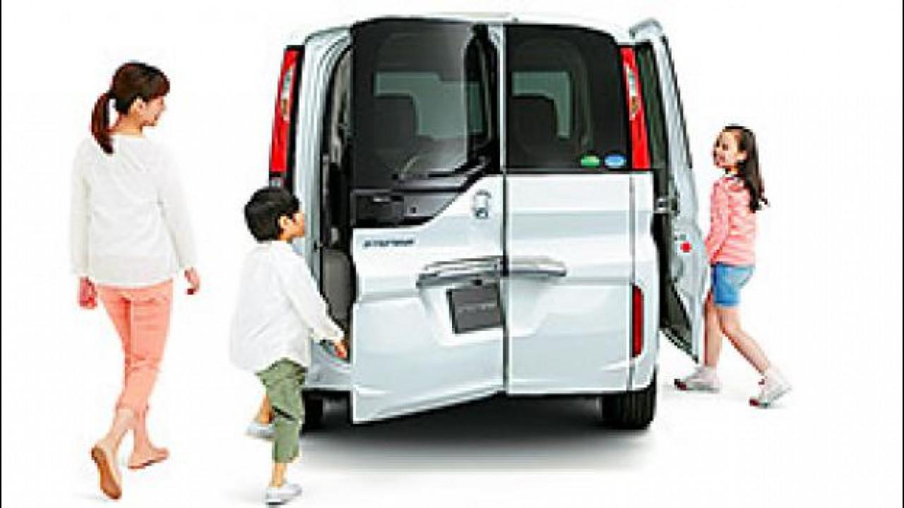 [Copertina] - Honda trasforma il portellone in una portiera
