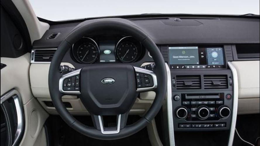 [Copertina] - Land Rover Discovery Sport 2017, il SUV che non dimentica [VIDEO]
