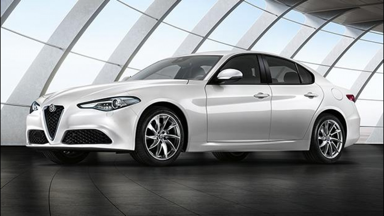 [Copertina] - Alfa Romeo Giulia, ecco i prezzi ufficiali