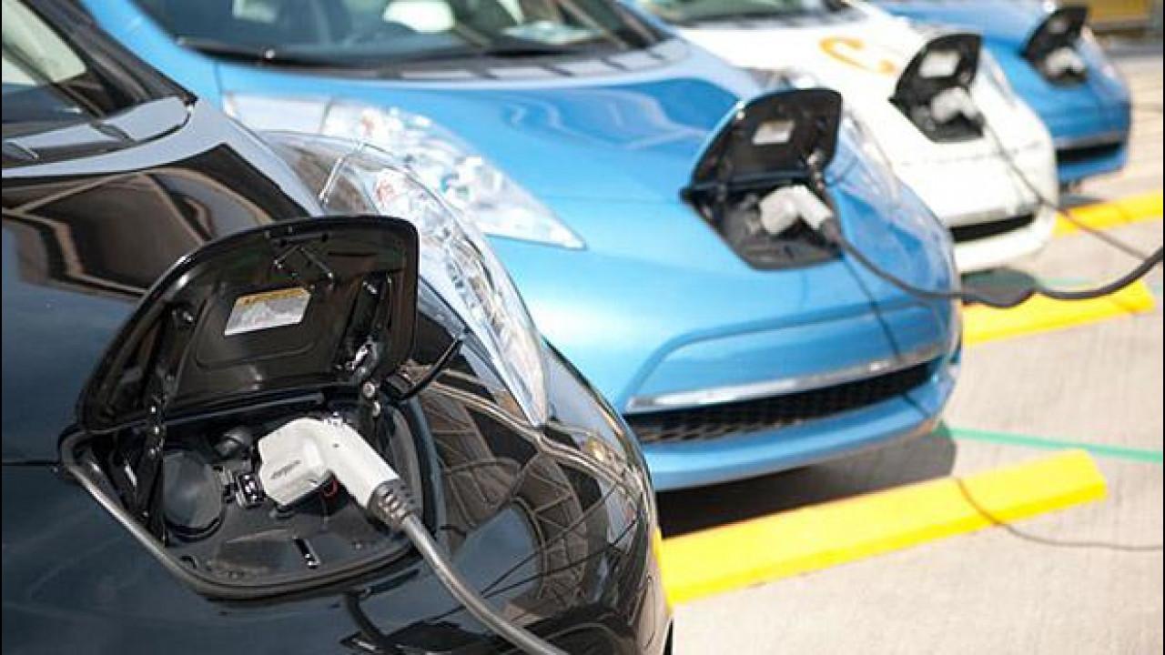 [Copertina] - Auto elettrica, in Europa piace sempre di più