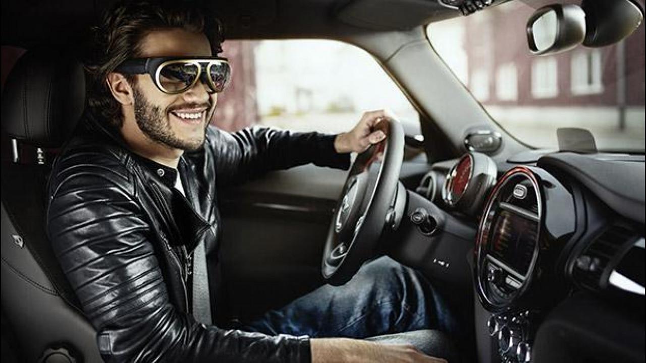 [Copertina] - MINI presenta gli occhiali a realtà aumentata