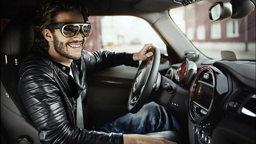 MINI presenta gli occhiali a realtà aumentata