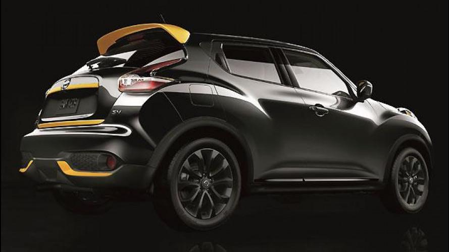 Nissan Juke, ritocchi di personalità con le Stinger Edition