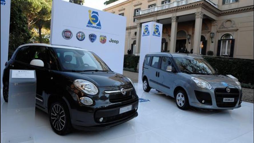 Fiat Autonomy sempre più vicina alle Paralimpiadi