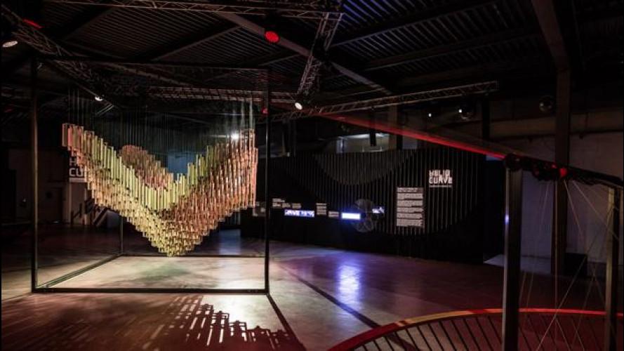 Milano Design Week, scultura in movimento per Hyundai
