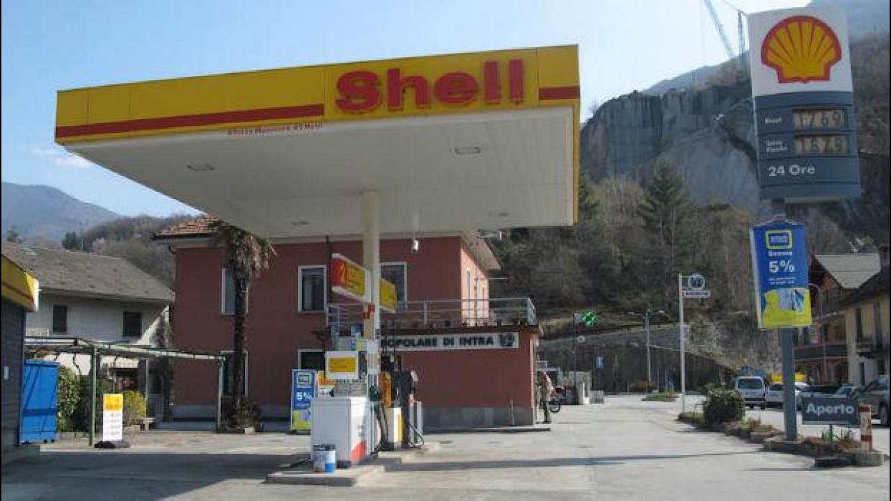 [Copertina] - Shell lascia le strade italiane