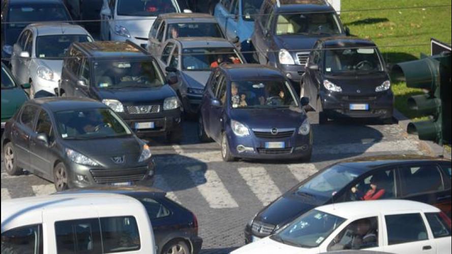 Blocco del traffico a Roma 23 febbraio: chi può circolare