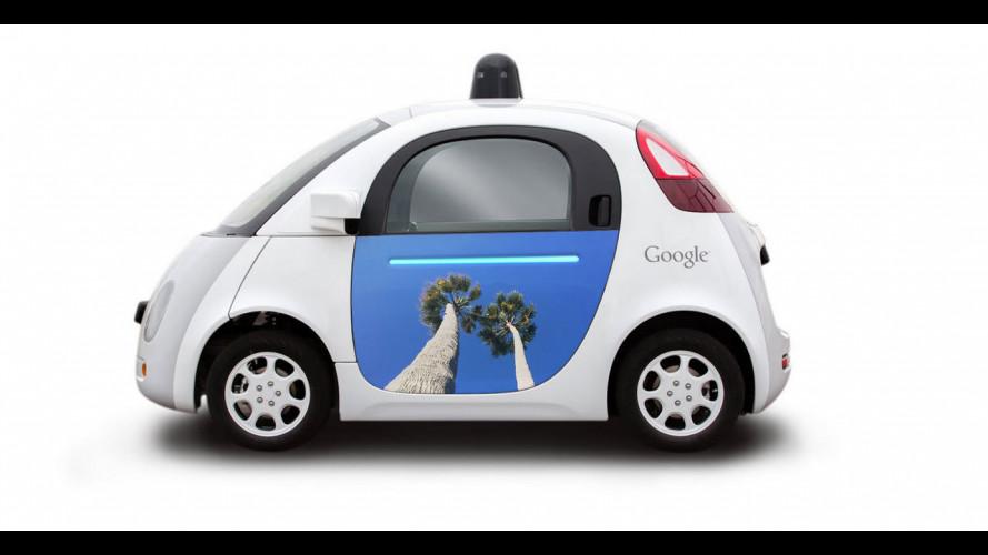 Google Car, 10 le disegnano gli artisti