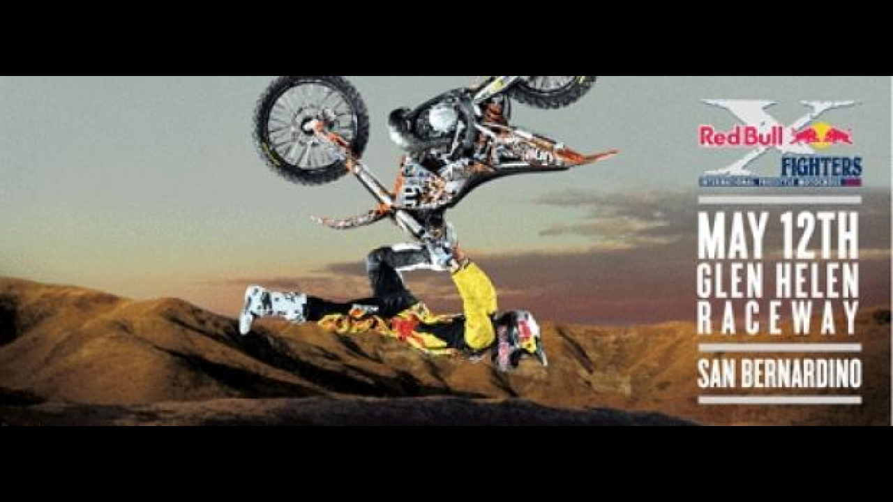 Red Bull X-Fighters 2012: