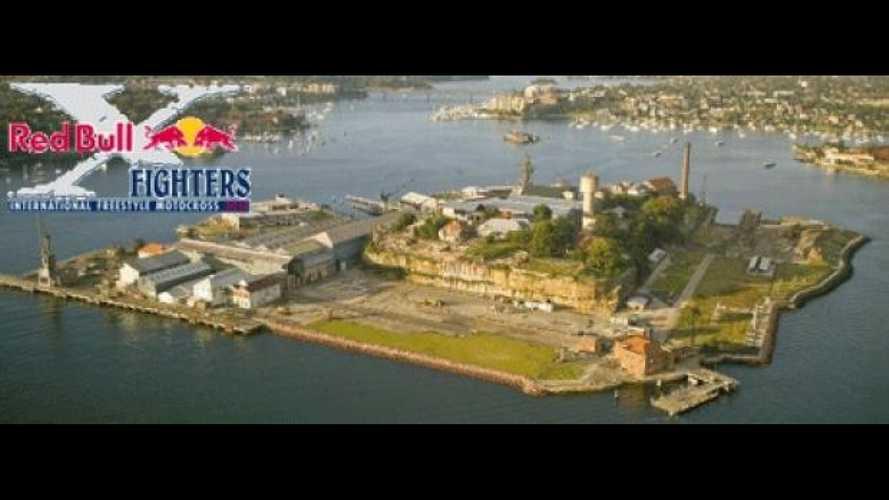 Red Bull X-Fighters 2011: a Sidney l'ultima tappa