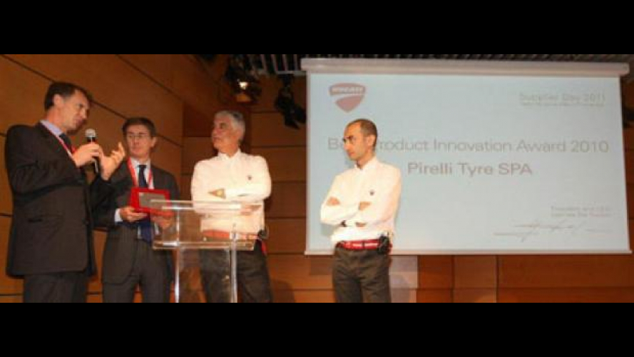 Pirelli vince il Best Product Innovation Award 2010