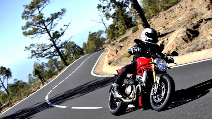 Nuovo Ducati Monster 1200 S – VIDEO TEST