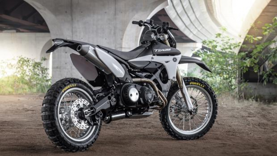 Yamaha TCross Hyper Modified Capitolo IV