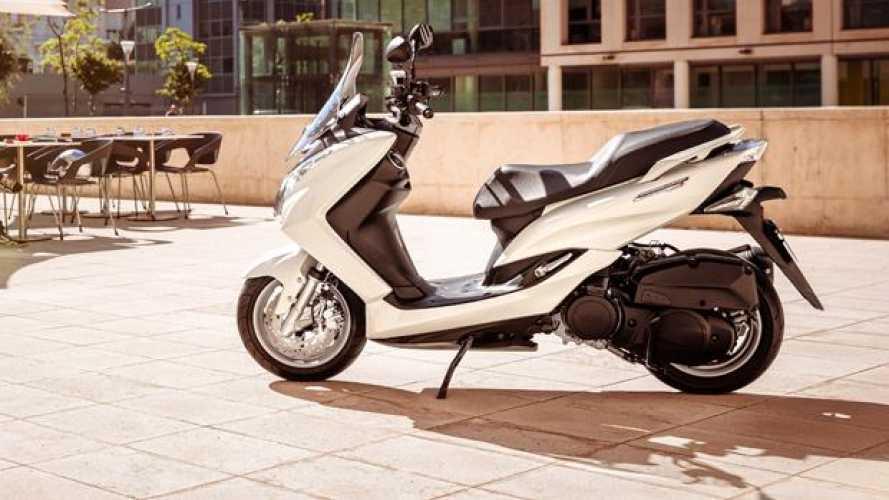 Nuovo Yamaha Majesty S 125