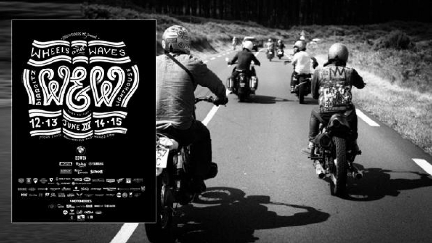 Wheels and Waves 2014: il programma