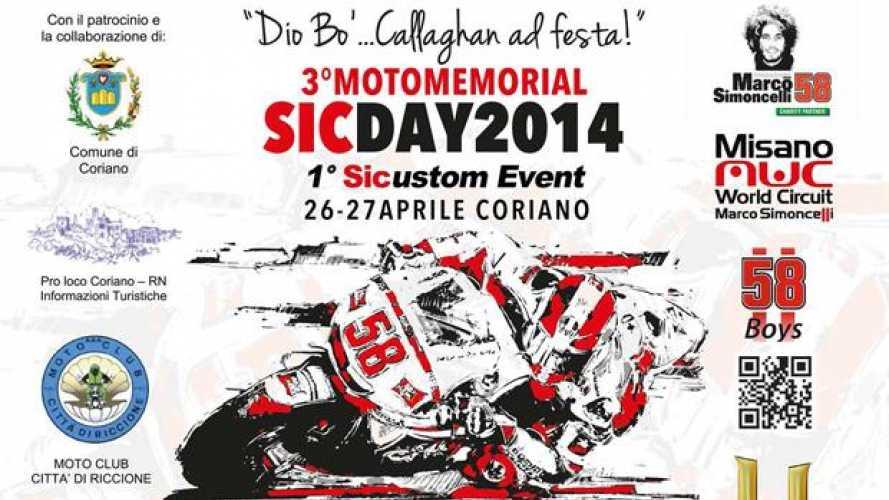 Sic Day 2014 a Coriano il 26 e 27 Aprile
