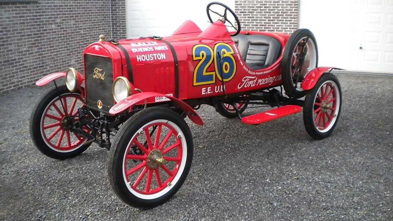 1917 Ford Model-T racer for sale: American heritage without compromise