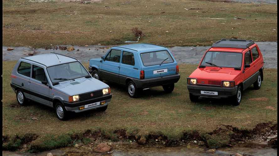 SEAT Panda y Marbella, dos modelos que marcaron nuestra historia