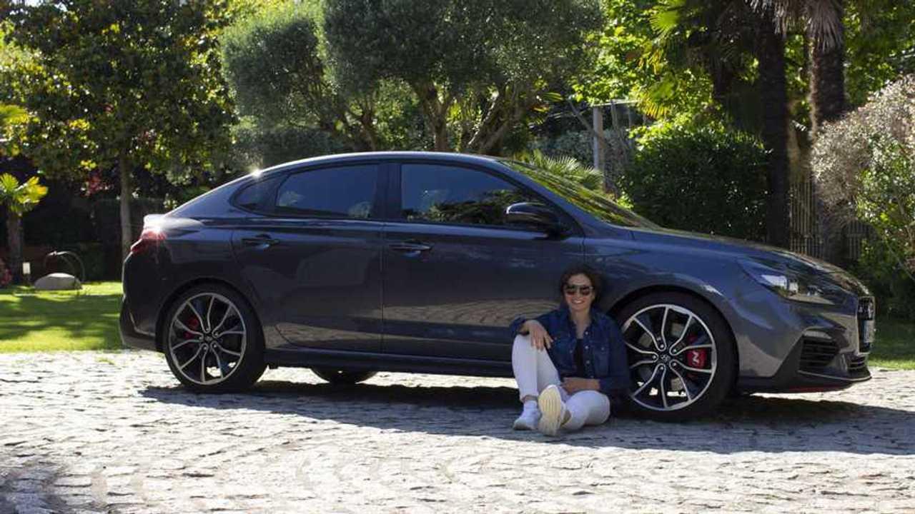 Ana Carrasco, embajadora de Hyundai