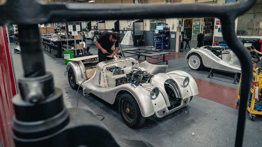 Morgan Bids Farewell To Its Steel Chassis After 84 Years