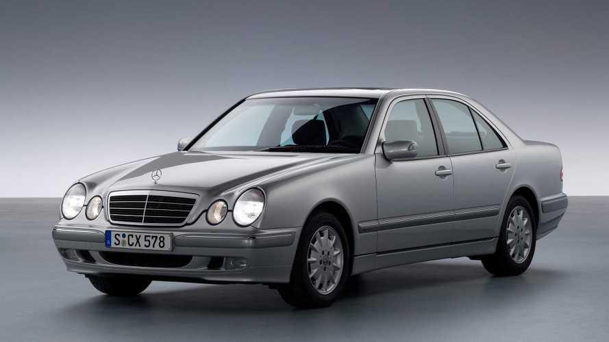 Mercedes E-Klasse (W 210): Der Vier-Augen-Benz wird 25