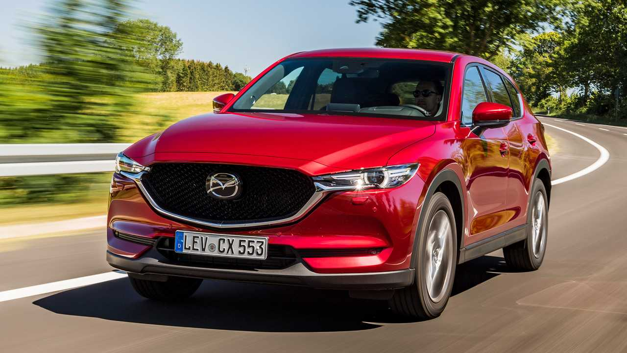 2020 Mazda Cx 7 Concept and Review