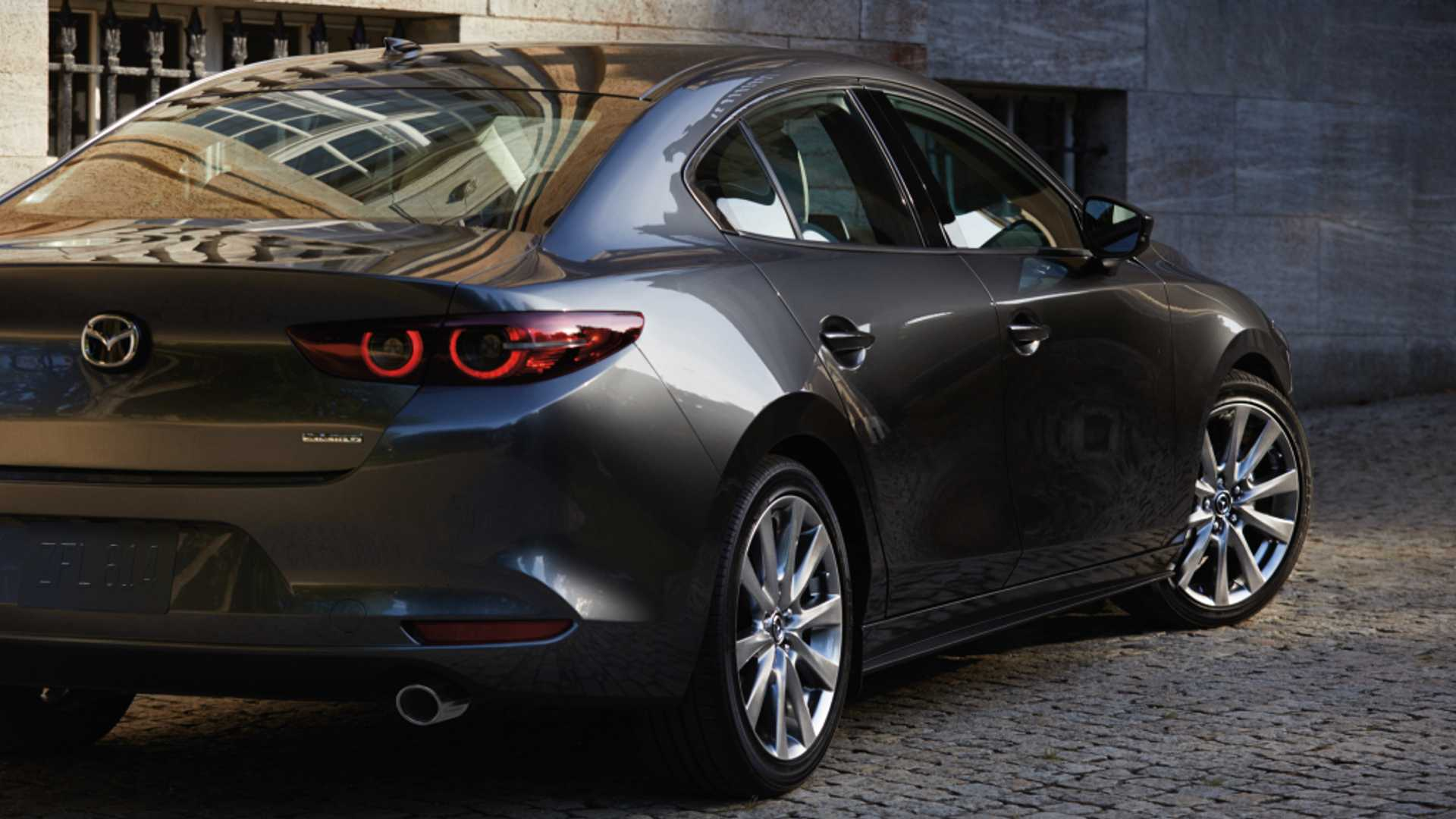 3 Mazda3 Sedan Gets Base 3-Horsepower Engine