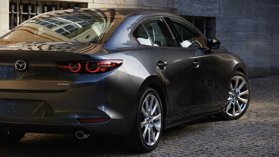 2021 Mazda3 Sedan Gets Base 155-Horsepower Engine