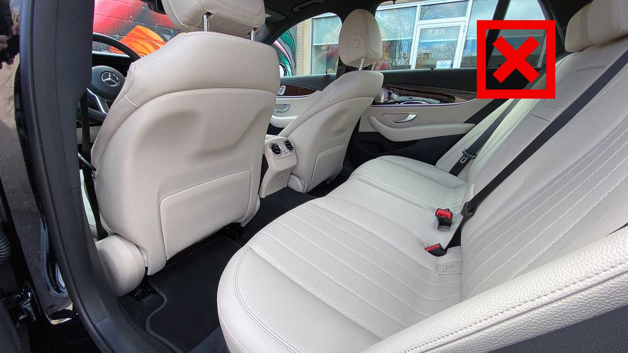 A GLE Is Technically Roomier