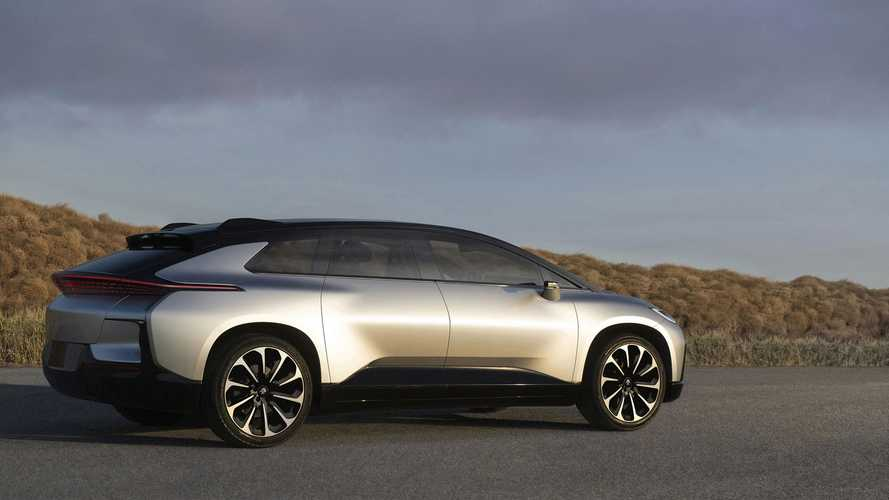 Geely fabricará el SUV eléctrico Faraday FF91, con 1.050 CV