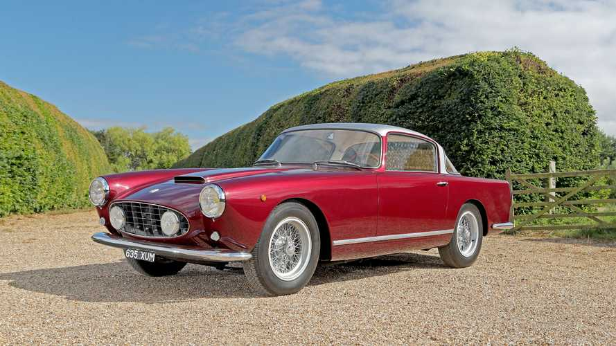 Iconic Ferrari 250 GTO leads stellar Ferrari display at Concours of Elegance