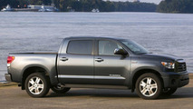 All New Toyota Tundra CrewMax