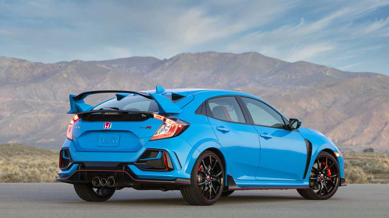 2020 Honda Civic Type R First Drive Review: Second Helping ...