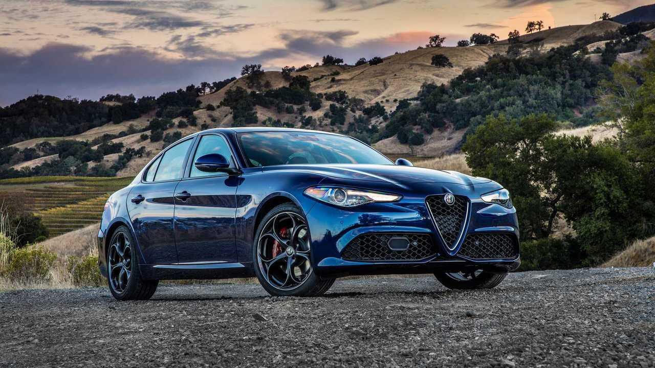 Alfa Romeo Giulia: 32.8 Percent