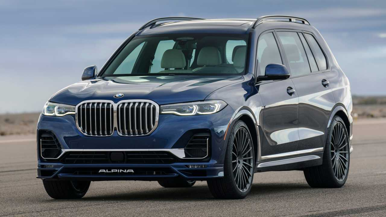 2021 BMW Alpina XB7