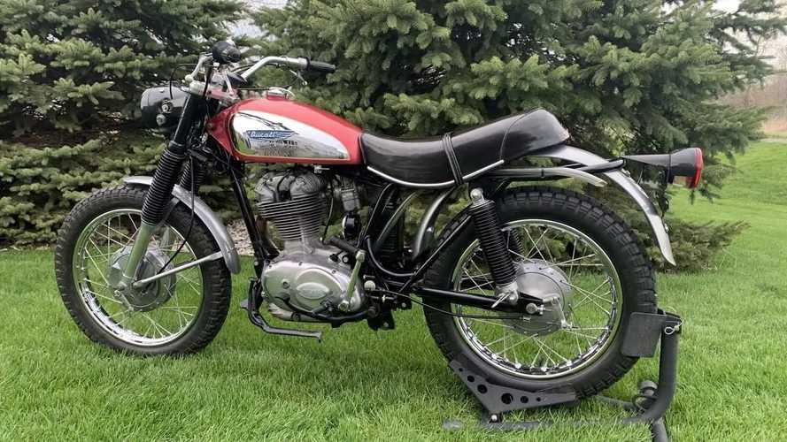 1969 Ducati Scrambler 350