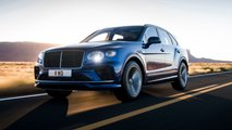 Bentley Bentayga Speed (2020): Topmodell mit 635 PS starkem W12-Motor