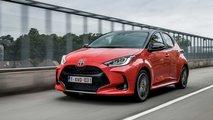 Toyota Yaris 2020, la prova su strada