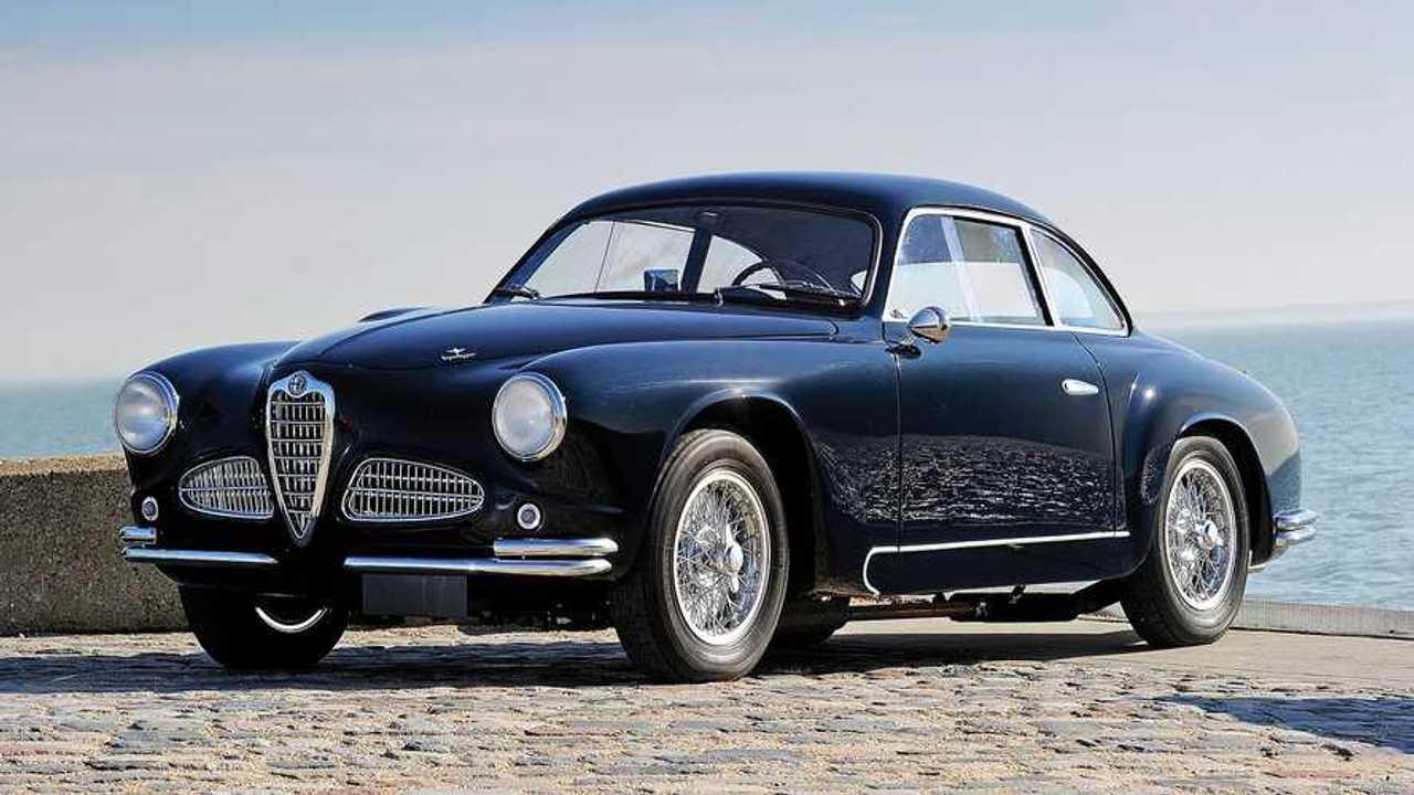 Alfa Romeo 1900 Corto Gara Stradale Touring