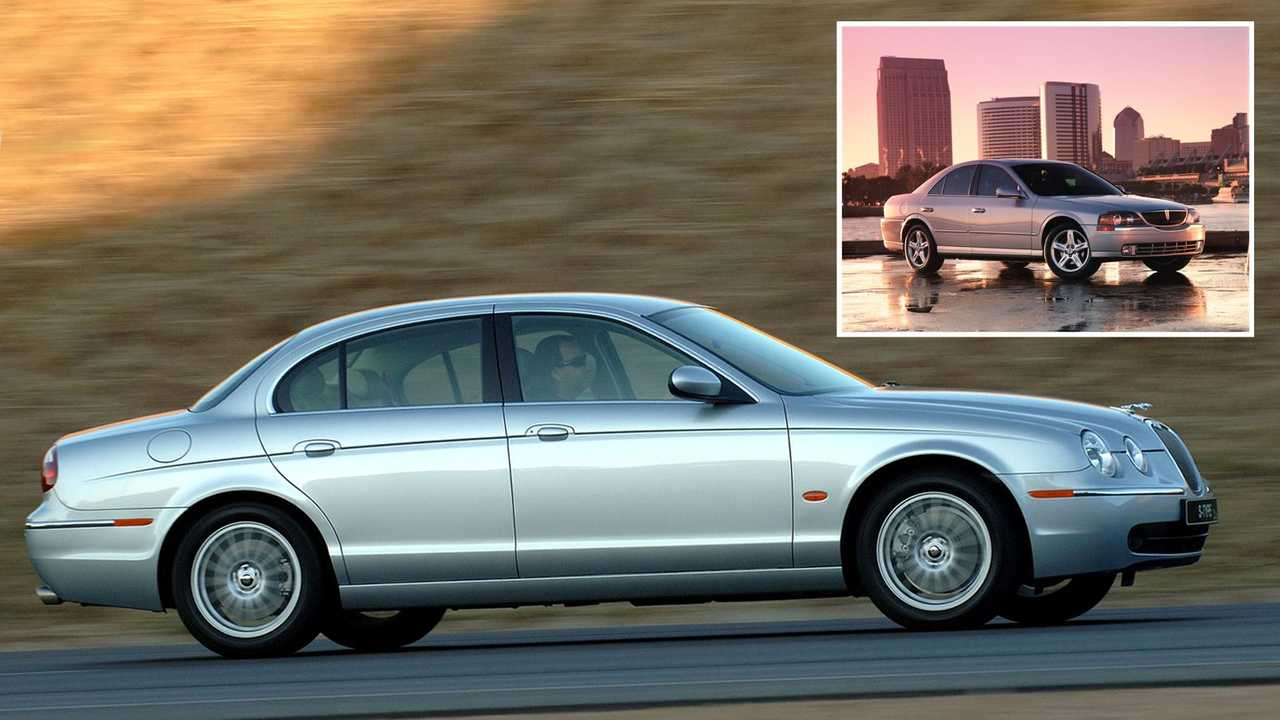 Jaguar S-Type – Lincoln LS