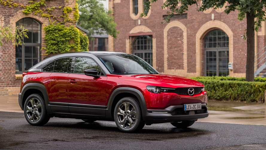 Mazda Launches MX-30 In U.S. Starting With California