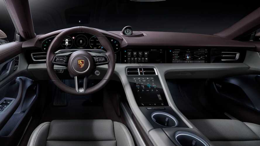 Porsche Taycan básico, para China