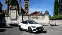 Essai Mercedes-Benz GLA