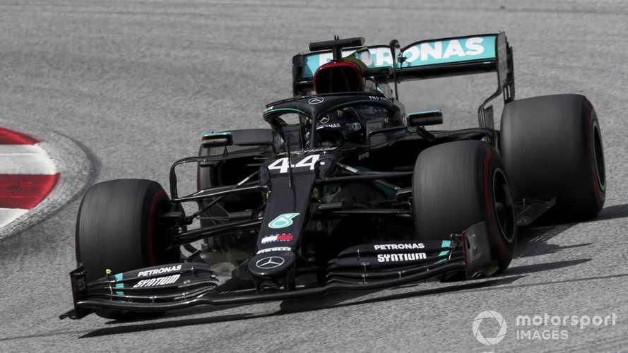 W11 the 'best car' Mercedes has built - Hamilton