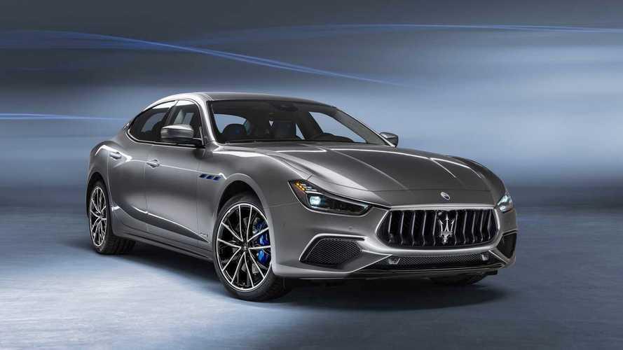 Maserati Ghibli Hybrid: visual atualizado e propulsão híbrida de 334 cv