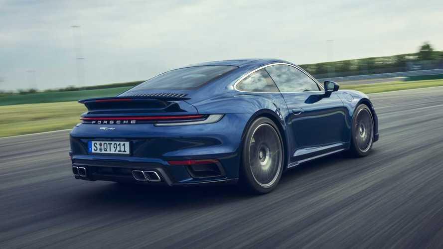 Porsche 911 Turbo (2020) - La petite sœur de la Turbo S