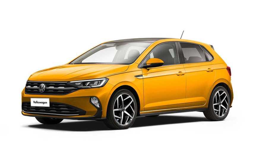 Novos VW Polo e Virtus 2021? Designer sugere reestilização com base no Nivus