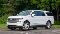 2021 Chevrolet Suburban: First Drive